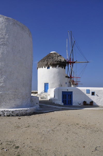 Windmill Mykonos, Greece