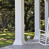 Porch Chair, Eden Gardens State Park Florida
