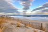 'Clouded Beachside'
