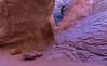 Under Sand Dune Arch
