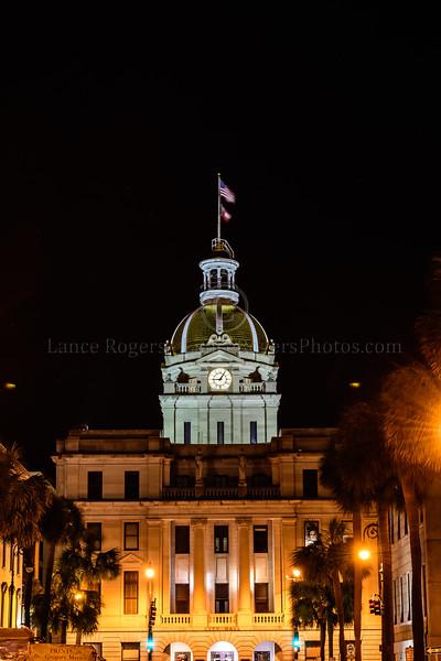 Old City Hall, Savannah, GA
