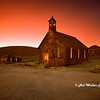 Methodist Church, Bodie Ghost Town