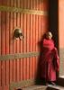 In the Shadows-Paro Dzong, Bhutan