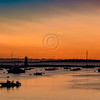 Sunrise at Edgartown Light House, Edgartown, Massachusetts, Martha's Vineyard