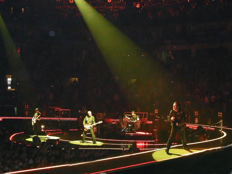 U2 Concert<br /> Boston