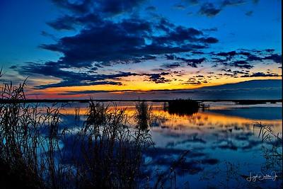 Sunrise - Anahuac National Wildlife Refuge