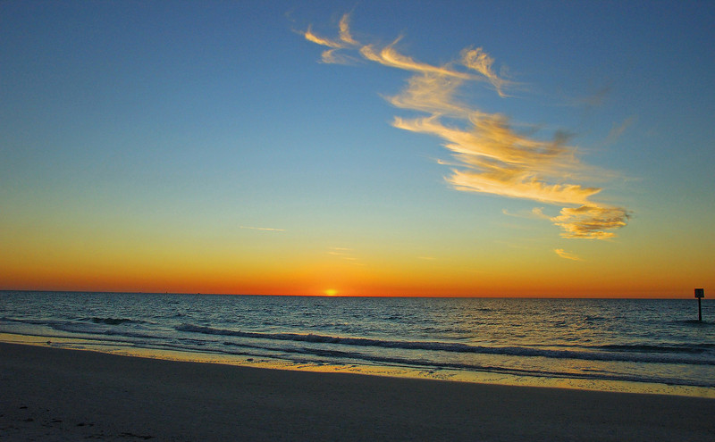 Sunset<br /> Clearwater Beach, FL