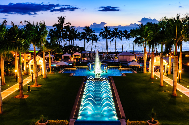 Blue Hour Grand Wailea, Maui