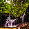 Benton Fall Ricketts Glen