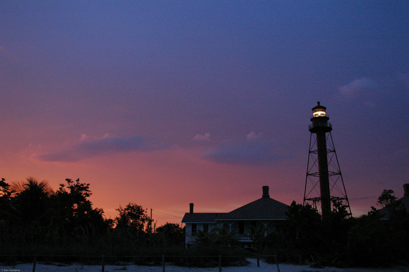 Lighthouse<br /> Sanibel Island, FL