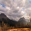 Fire Season in Glacier National Park