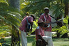 Local musicians<br /> Negril, Jamaica