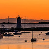 Sunset @ Edgartown Lighthouse Martha's Vineyard