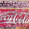 Coca-Cola add, Old New Castle, DE