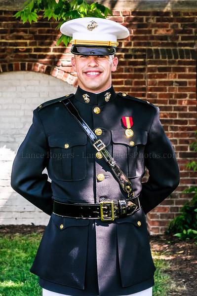 2nd Lieutenant Zechariah Rogers