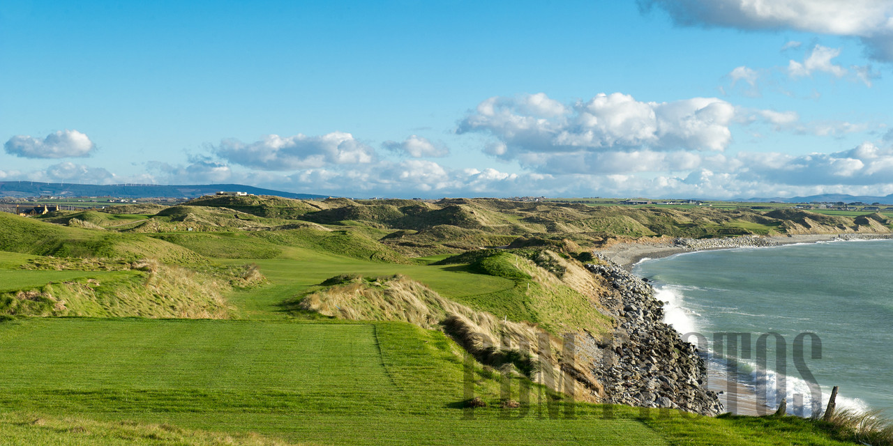 "Ballybunion Golf Club - 11th Hole - ""Watson"" - County Kerry, Ireland"