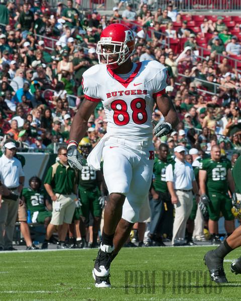 Rutgers vs. South Florida 11/15/2008