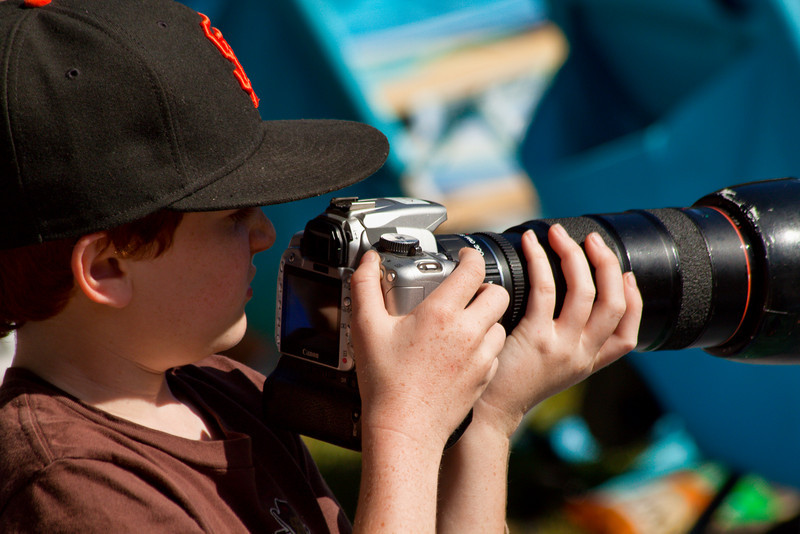 Little Man, Big Lens