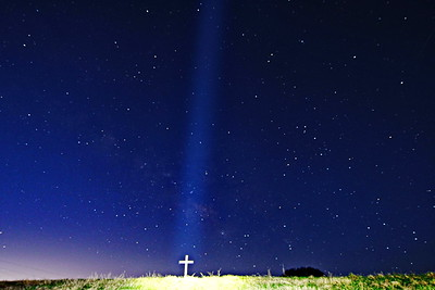 I am the light of the world. Whosoever follows me will never walk in darkness, but will have the light of life.  John 8:12