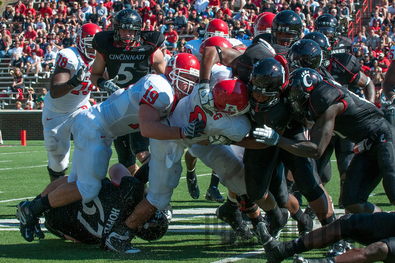 Rutgers vs. Cincinnati 10/11/2008