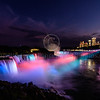 Niagra Falls @ Night