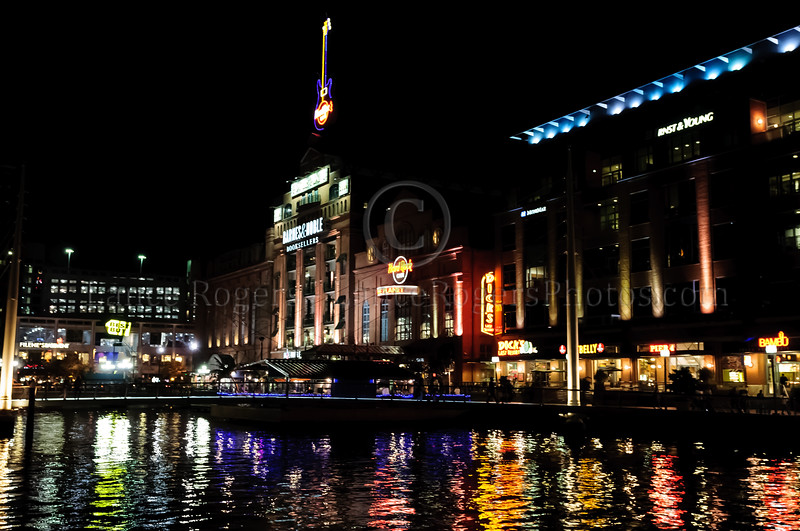 Power Plant @ night, Baltimore Inner Harbor