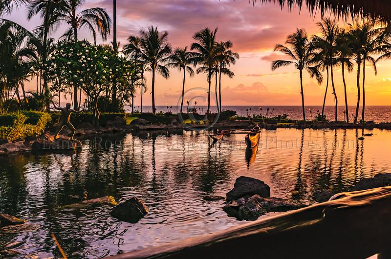 Humahumanukanukaapua'a, Grand Wailea, Maui