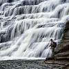 Ithaca Falls - Ithaca,NY