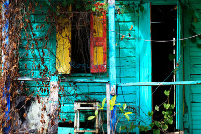 Abandoned house@San Andres