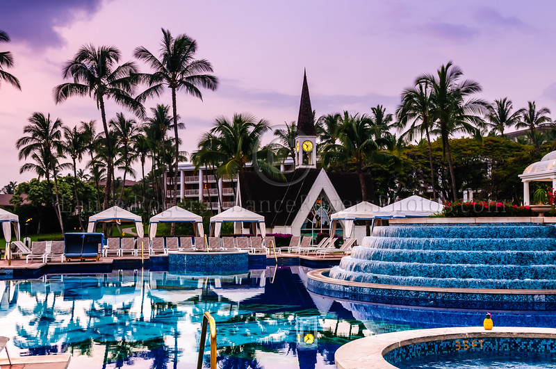 Adult Pool @ Grand Wailea, Maui