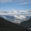 At the top of the Thorung Pass (5416 meters)!