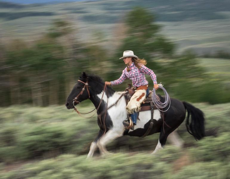 Riding through time