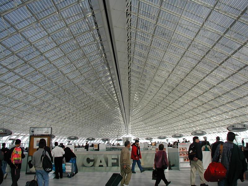 Airport<br /> Paris, France