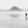 On The Beach - Morro Strand State Beach - San Luis Obispo,California