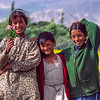 Young girls in Ladakh, India