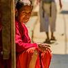 Nepali woman, Kathmandu