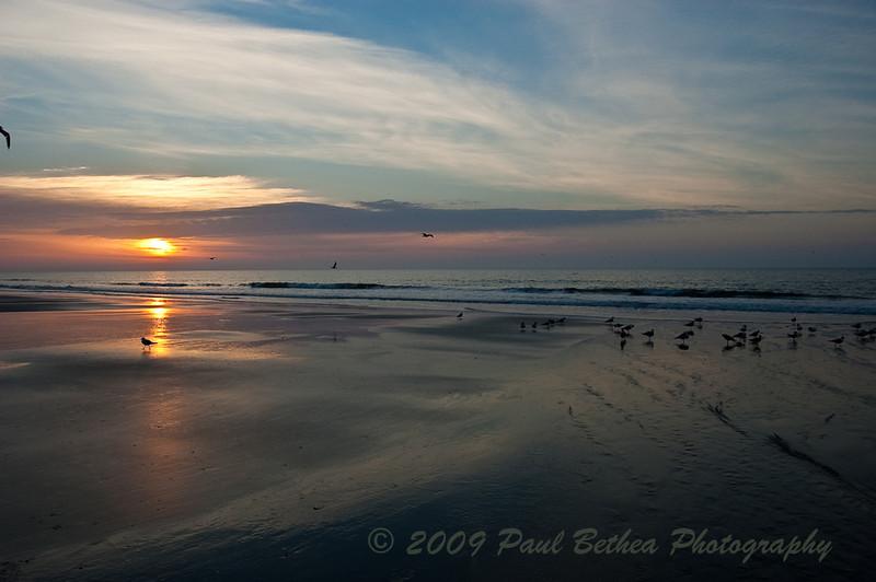 Sunrise, Myrtle Beach, South Carolina.