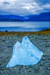 Iceberg, Glacier Bay, Alaska