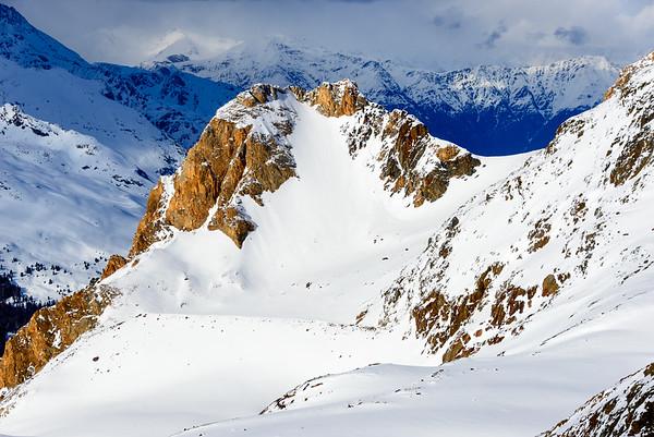 Ortler Range, Italian Alps