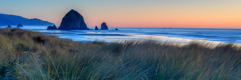 Evening light on the Oregon Coast