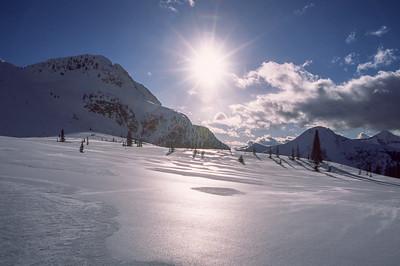 Crust, Valhalla Mountains, British Columbia