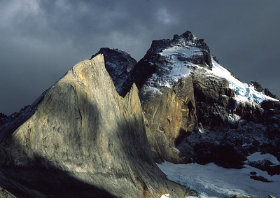 The Sharkfin, Torres del Paine, Chile