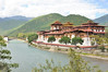 "The Punakha Dzong, also known as Pungtang Dechen Photrang Dzong (meaning ""the palace of great happiness or bliss"") is the administrative center of Punakha dzongkhag in Punakha"