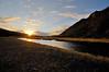 Sunrise on the Madison River