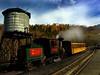 """Cog Railway"" Mount Washington, New Hampshire"
