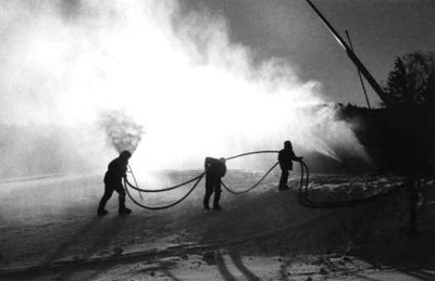 """The Snowmakers"""