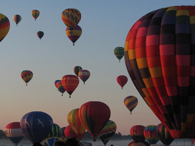 Balloon Festival, Saugerties, NY