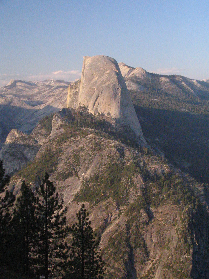 Half Dome, Yosemite National Park, Yosemite, California