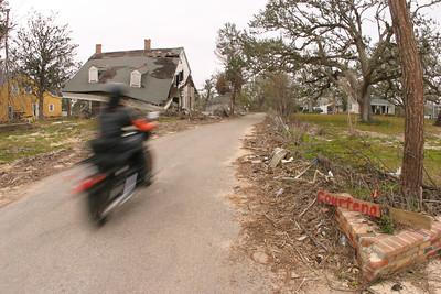 Biloxi Mississippi on February 20, 2006. 1/30th at f16.