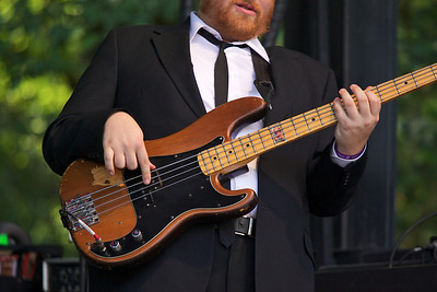 Col. Bruce Hampton's Bassist